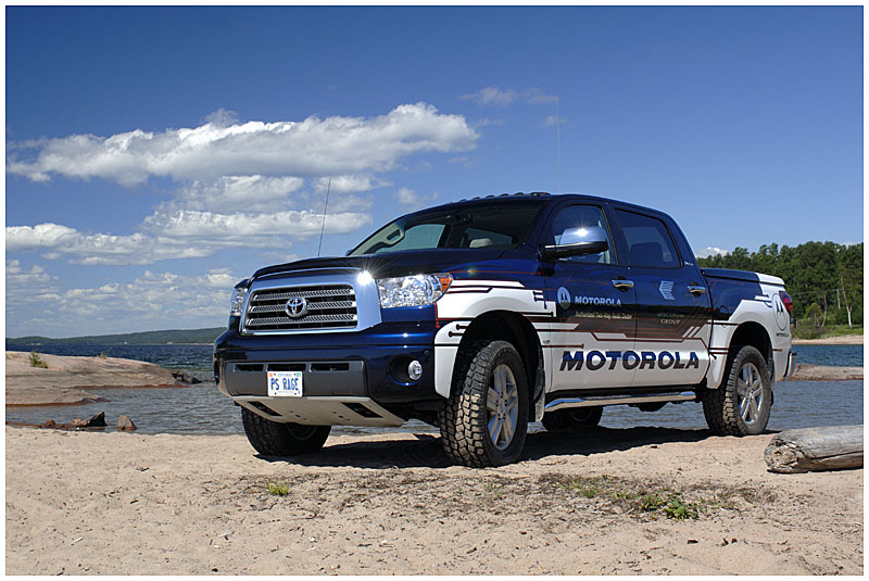 Toyota Tundra Lifted. 3quot; Toytec lift.