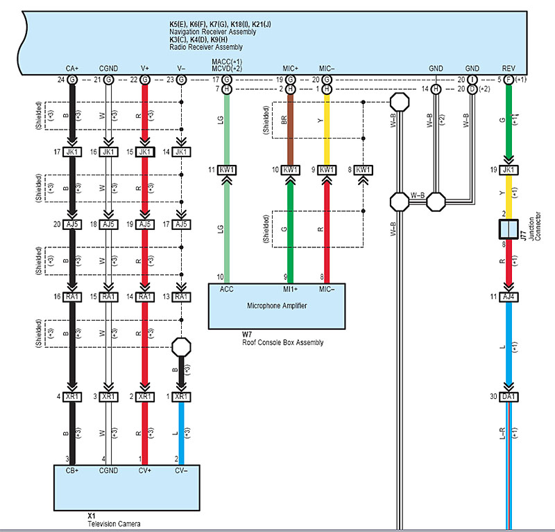 common signal lines for the 2007 tundra - toyota tundra ... 2007 toyota tundra wiring diagram 2006 toyota tundra wiring diagram whole
